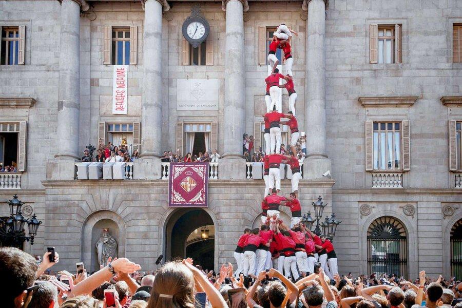 Fiestas de Barcelona