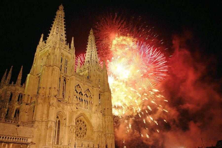 Fiestas en Burgos