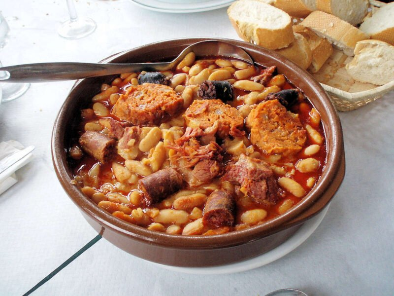 Gastronomía de Oviedo
