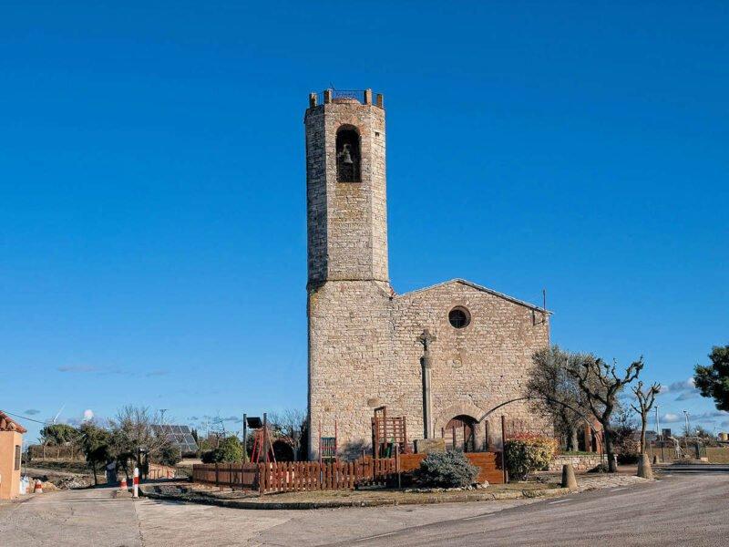 Iglesia Parroquial de Sant Andreu