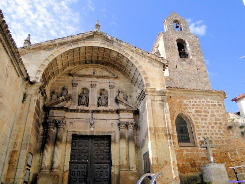 Iglesia San Cosme y San Damián