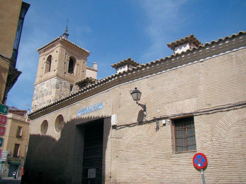 Iglesia de El Salvador en Toledo