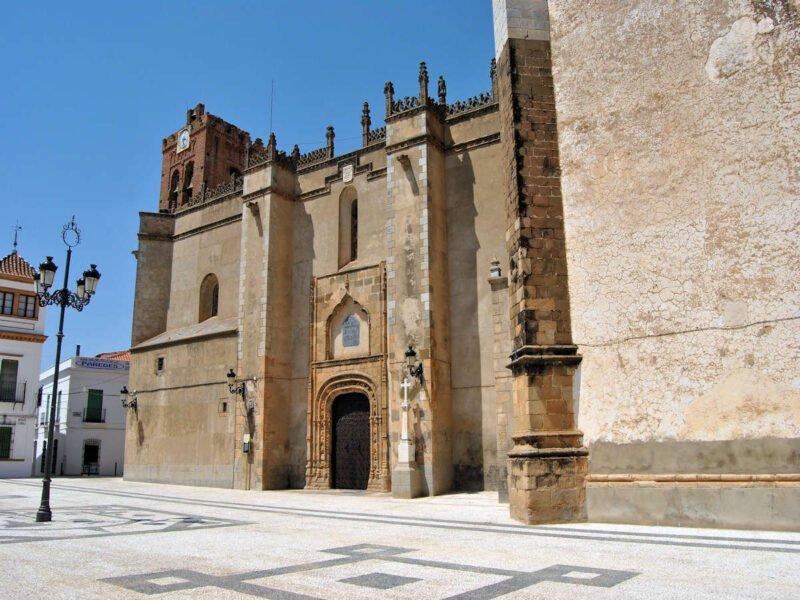 Iglesia de Nuestra Señora de la Candelaria en Fuente del Maestre