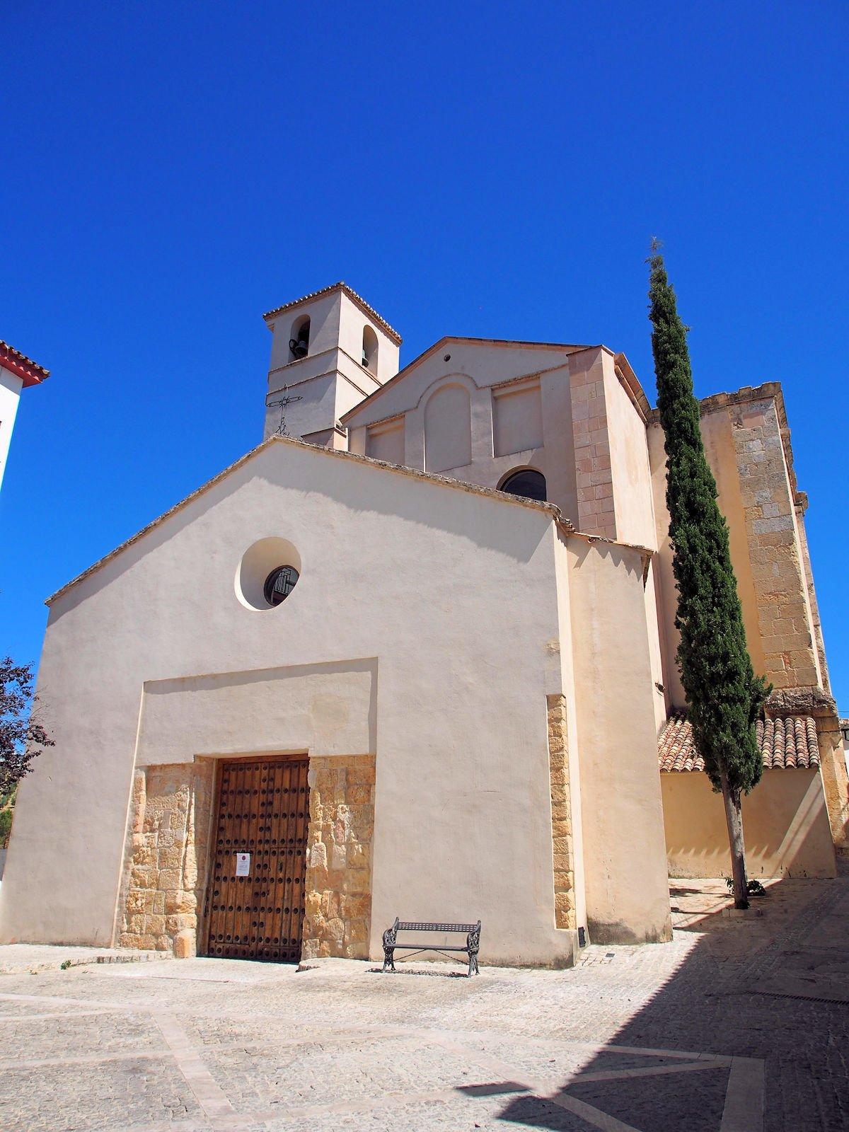 Setenil-de-las-Bodegas-Iglesia-Nuestra-Señora-de-la-Encarnación