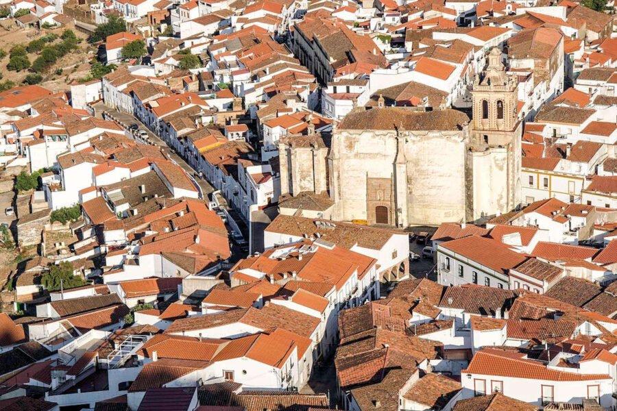 Iglesia de San Bartolomé en Feria