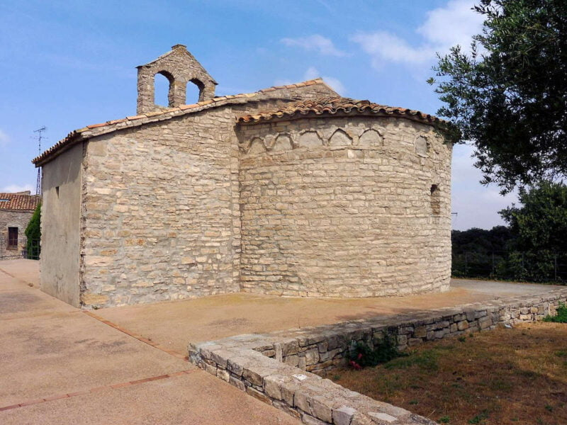 Iglesia de Sant Joan de Vilamajor