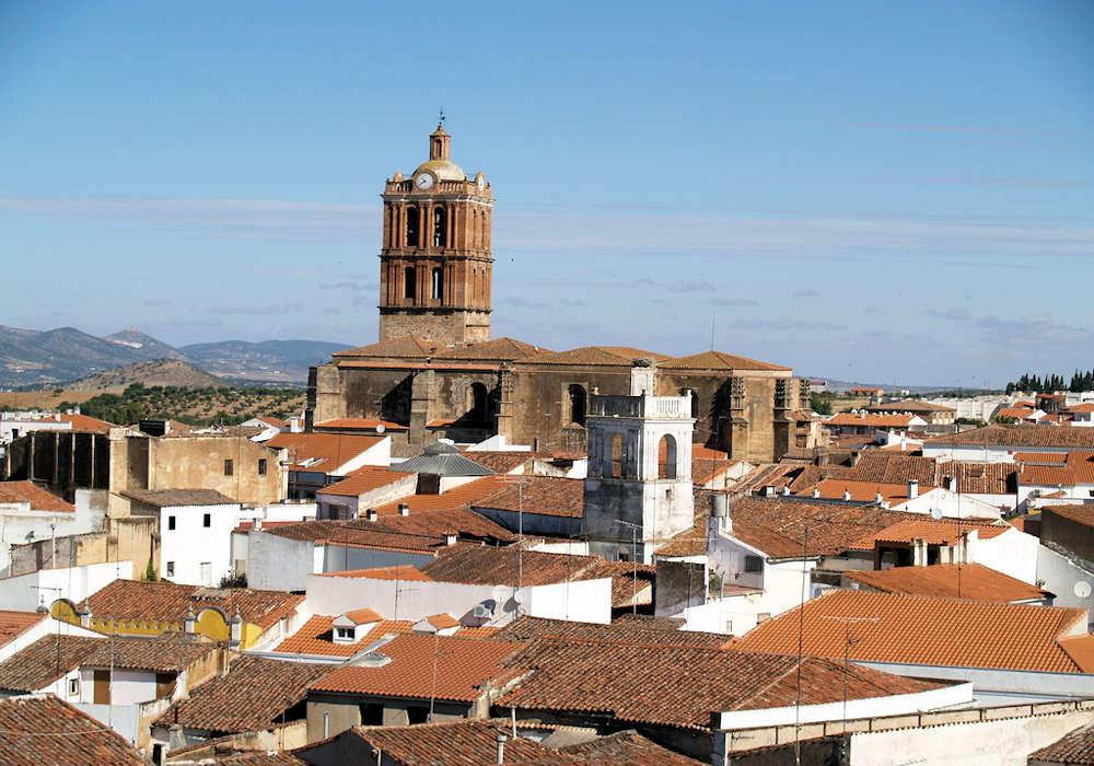Iglesia-de-Santa-Marina-Zafra