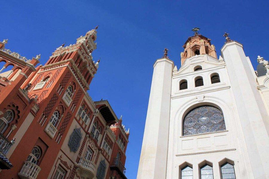Iglesia de la Virgen de la Soledad en Badajoz