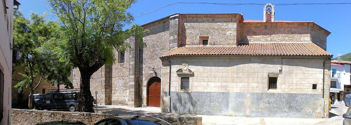 Iglesia en San Martín de Trevejo