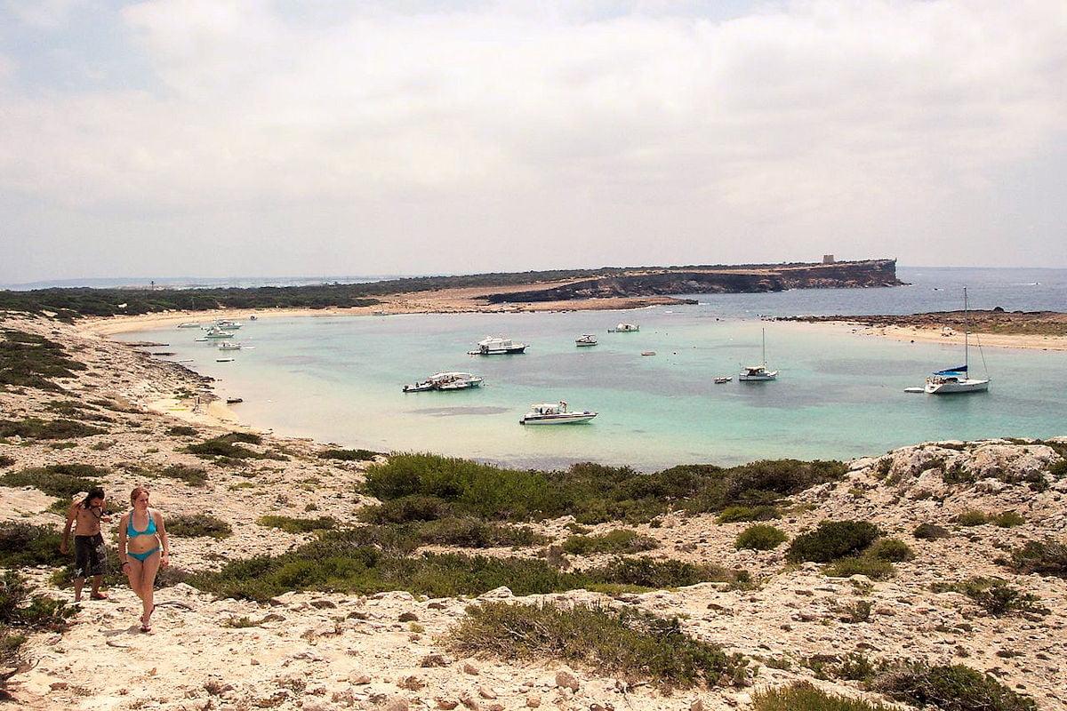 espalmador-playa