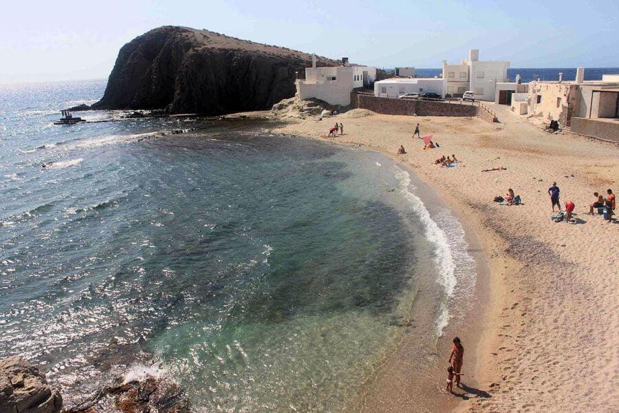 La Isleta del Moro en Almería