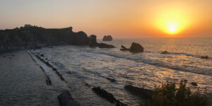 Las 21 mejores playas del Cantábrico