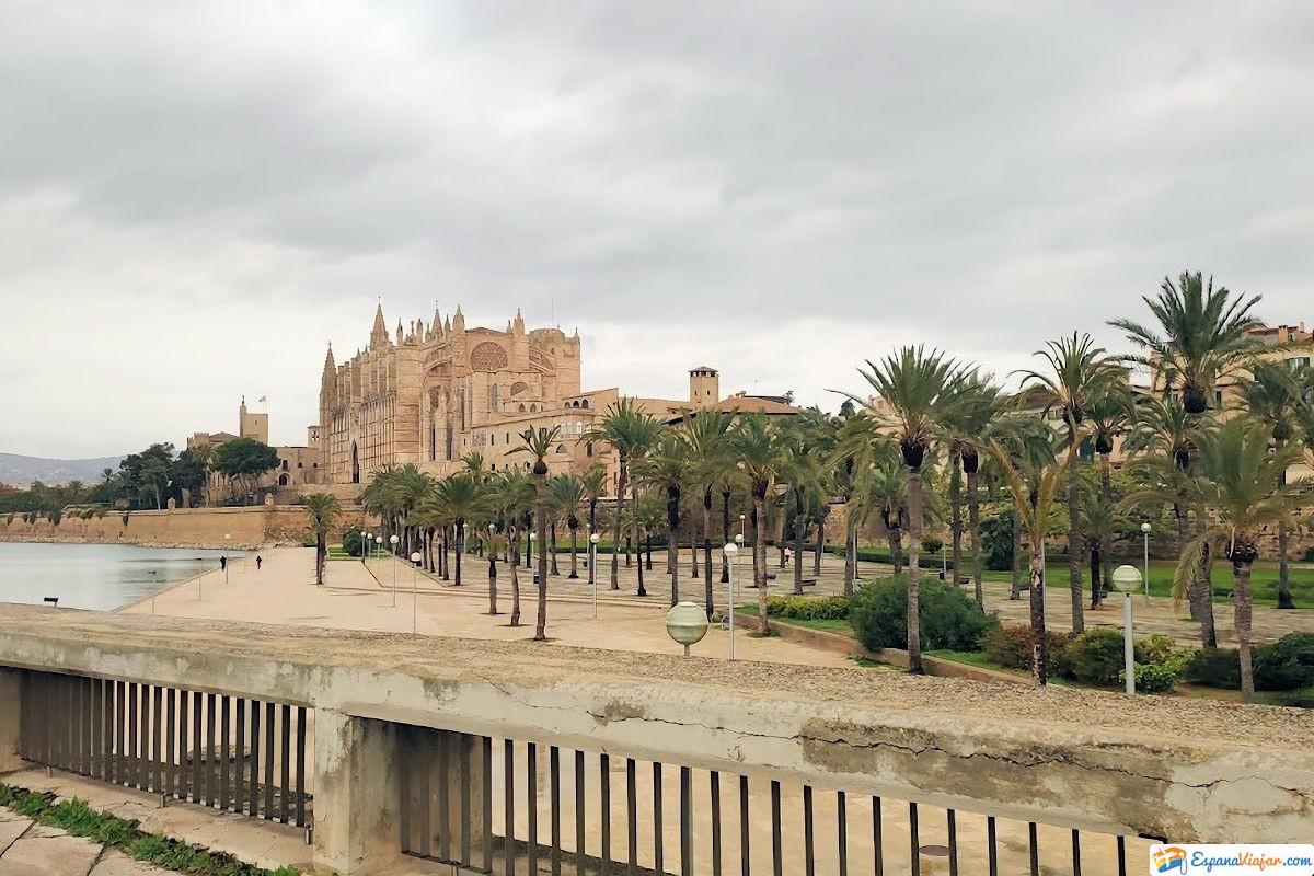 PALMA DE MALLORCA-Ciudad de España
