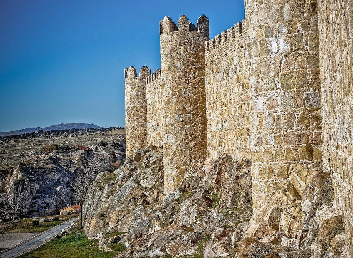 Mapa Turístico de Ávila