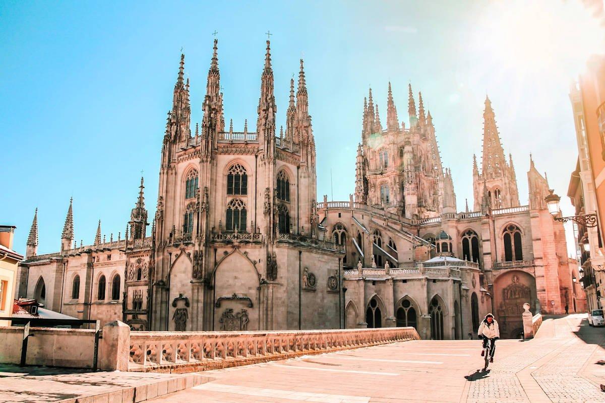 Mapa Turístico de Burgos