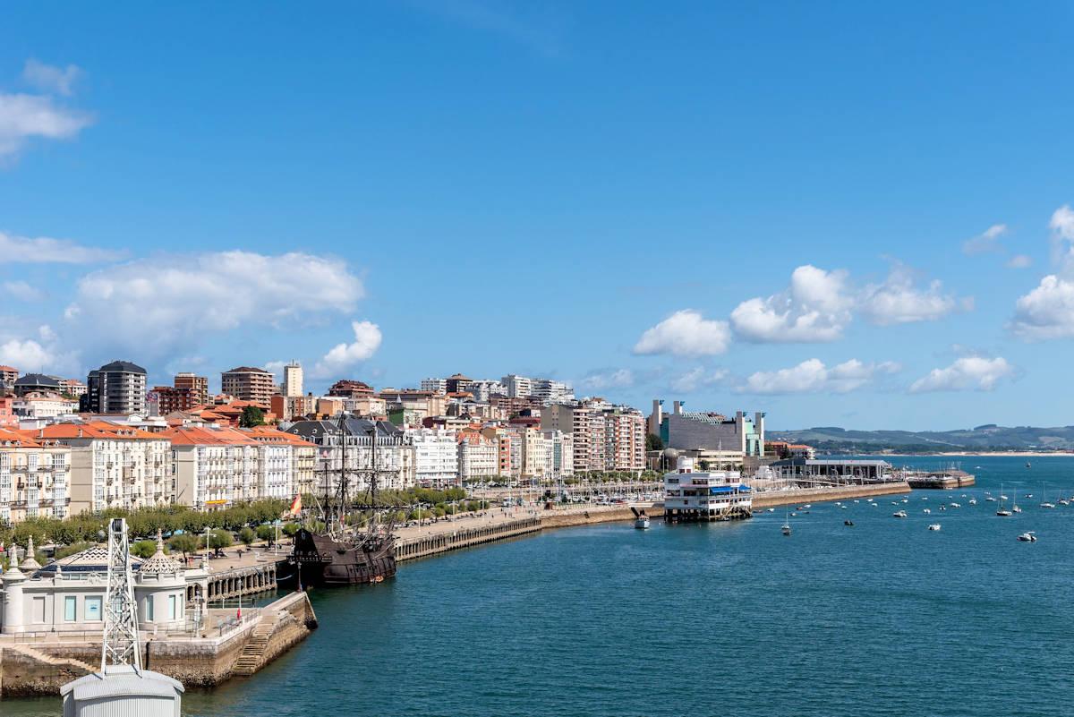 Mapa Turístico de Cantabria