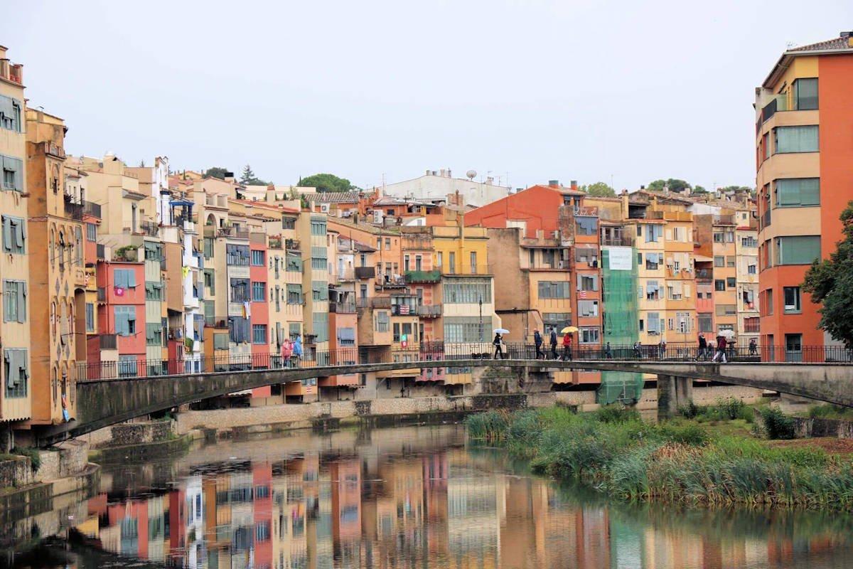 Mapa Turístico de Girona