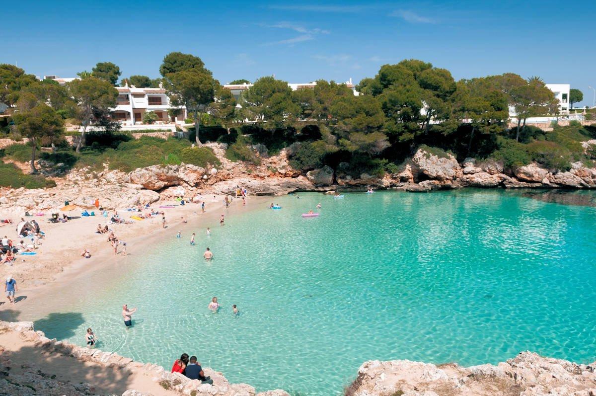 Mapa Turístico de Mallorca