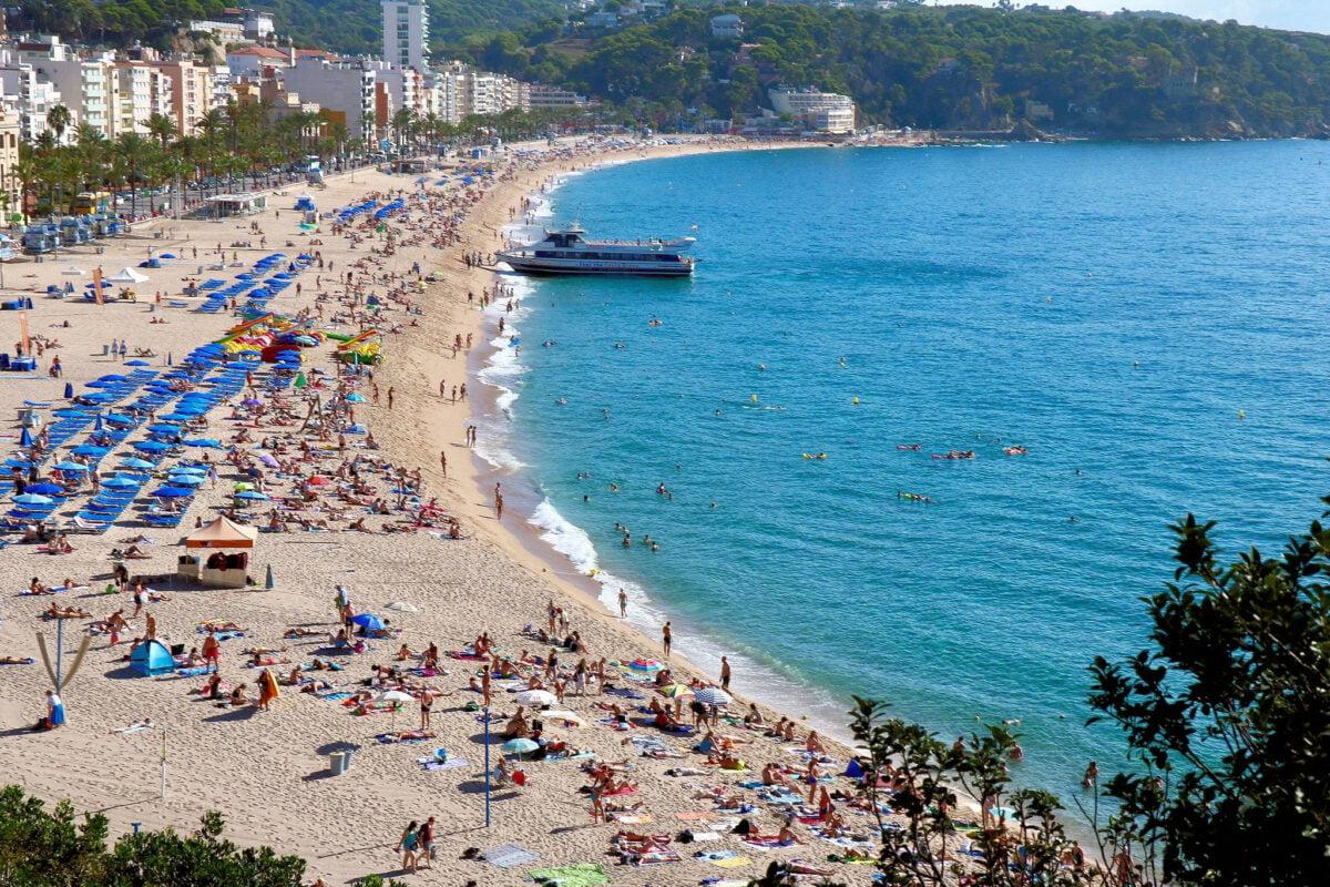Mejores Playas de Costa Brava en Girona