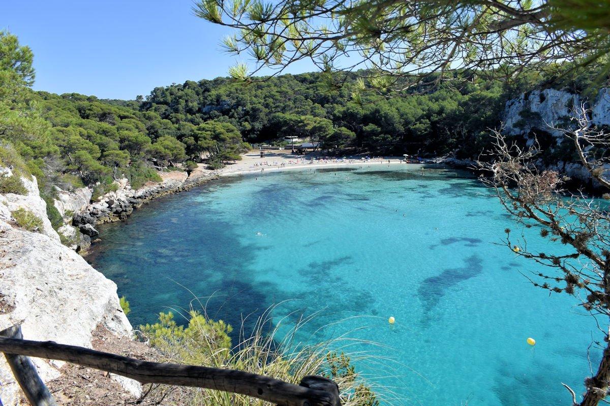 Las 17 mejores playas de Menorca