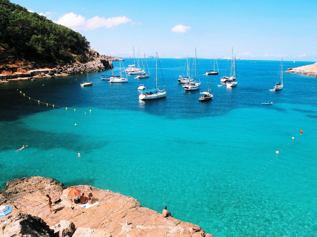 Las 15 mejores Calas y playas de Ibiza
