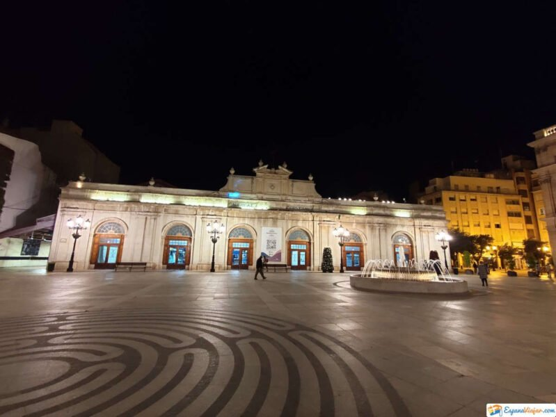 Mercado de la Plaza Mayor de Castellón