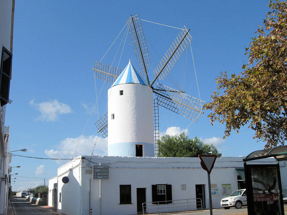 Molí-de-Dalt-Sant-Lluís-Menorca.