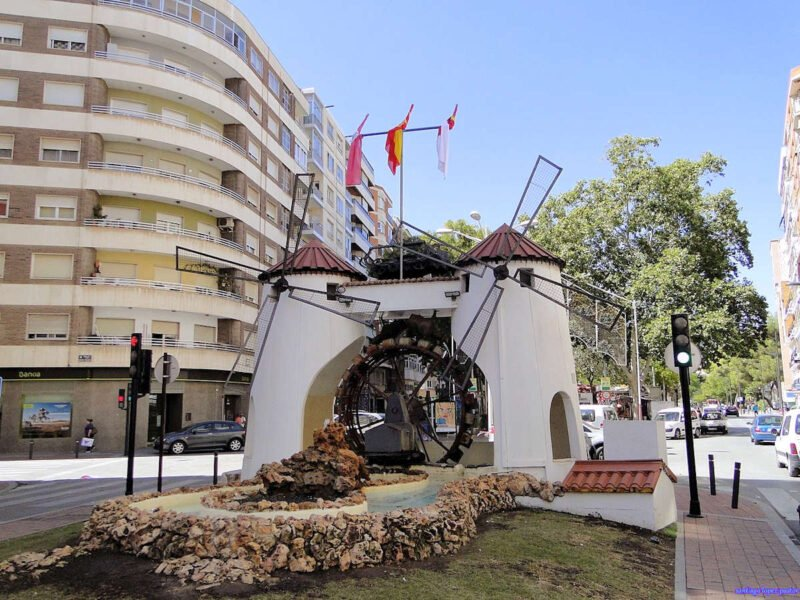 Molinos de la Feria de Albacete
