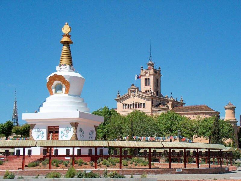 Monasterio Budista Palau Novella