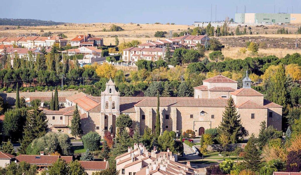 Monasterio de la Encarnación en Ávila