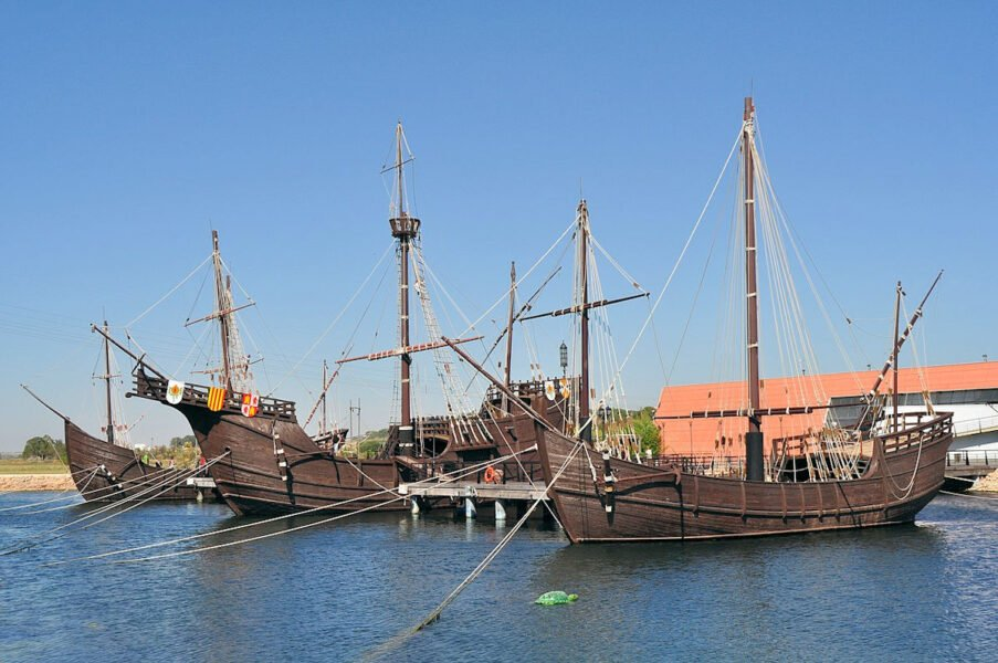 Muelle de las Carabelas