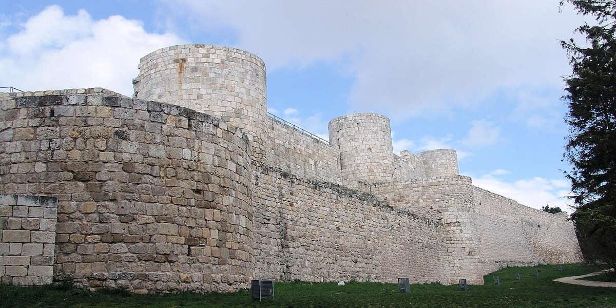 Murallas de Burgos