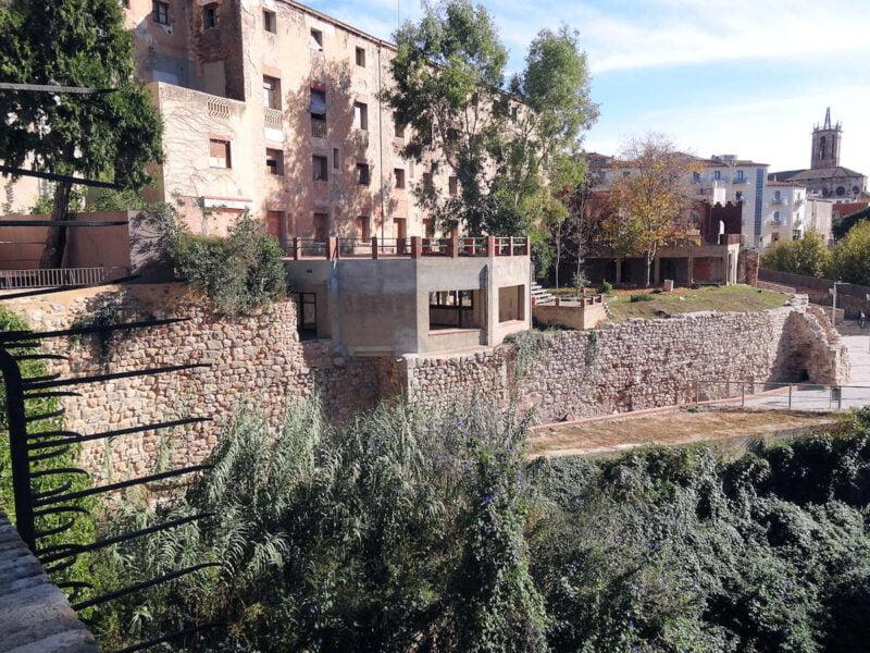 Murallas de Caldas de Montbui