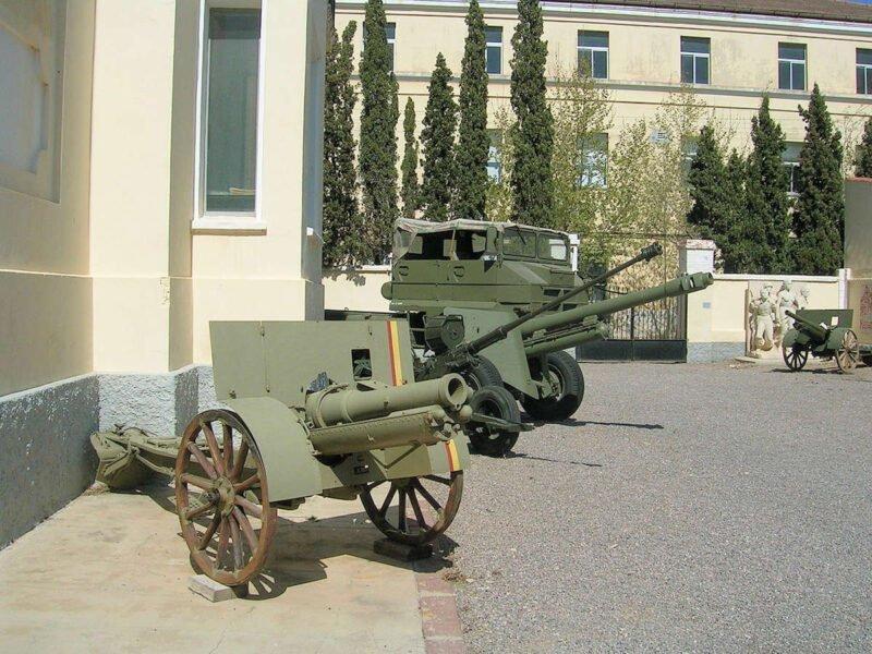 Museo de Historia Militar de Castellón