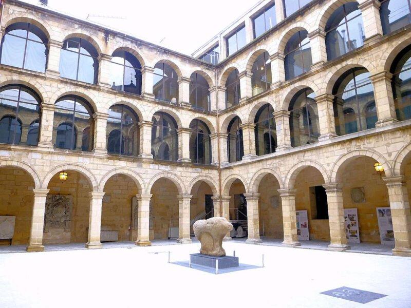 Museo de historia y etnografía vasca
