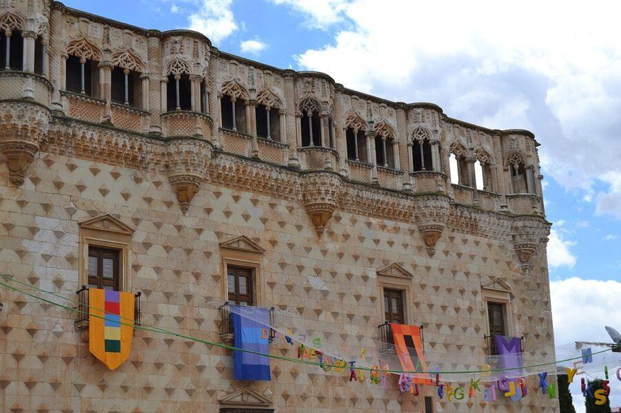 Museo de Guadalajara. Palacio del infantado