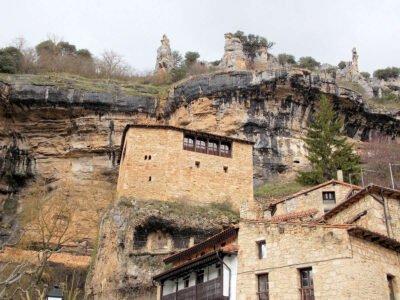 ORBANEJA DEL CASTILLO-Pueblos más bonitos de Burgos