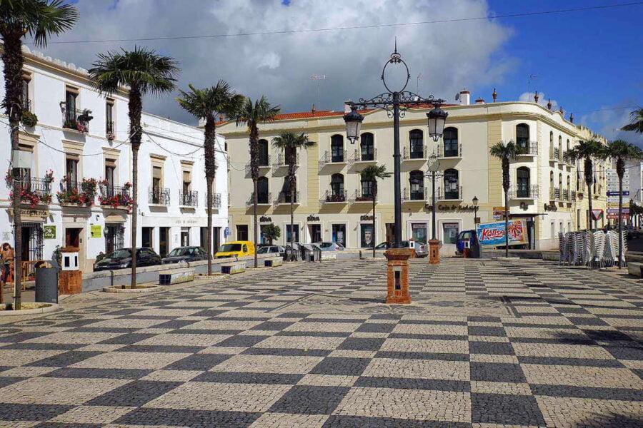 Olivenza pueblo de Badajoz