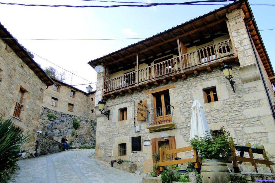 Orbaneja del Castillo en Burgos