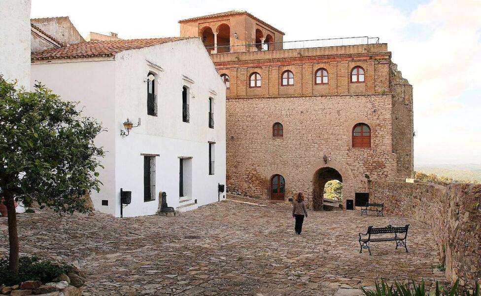Palacio de Castellar de la Frontera