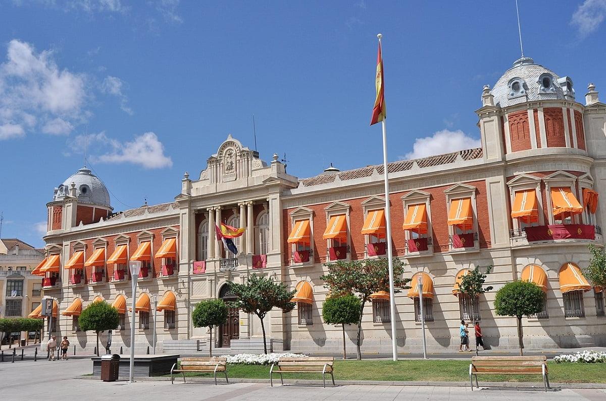 Palacio de la Diputación Ciudad Real