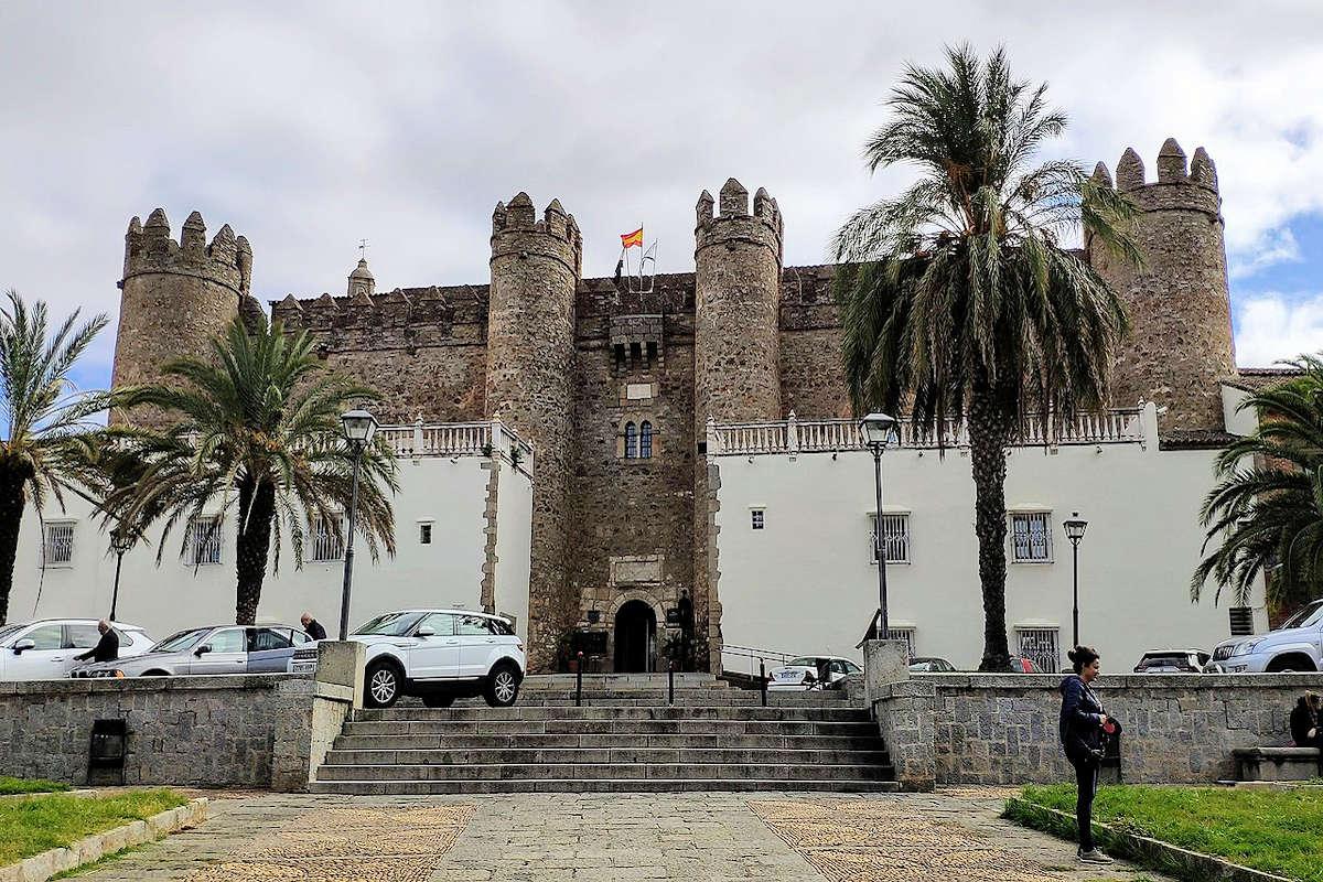 Palacio de los Duques de Feria-Zafra