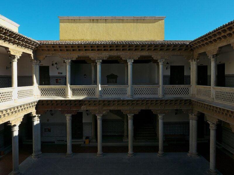 Palacio de Antonio Mendoza. Guadalajara