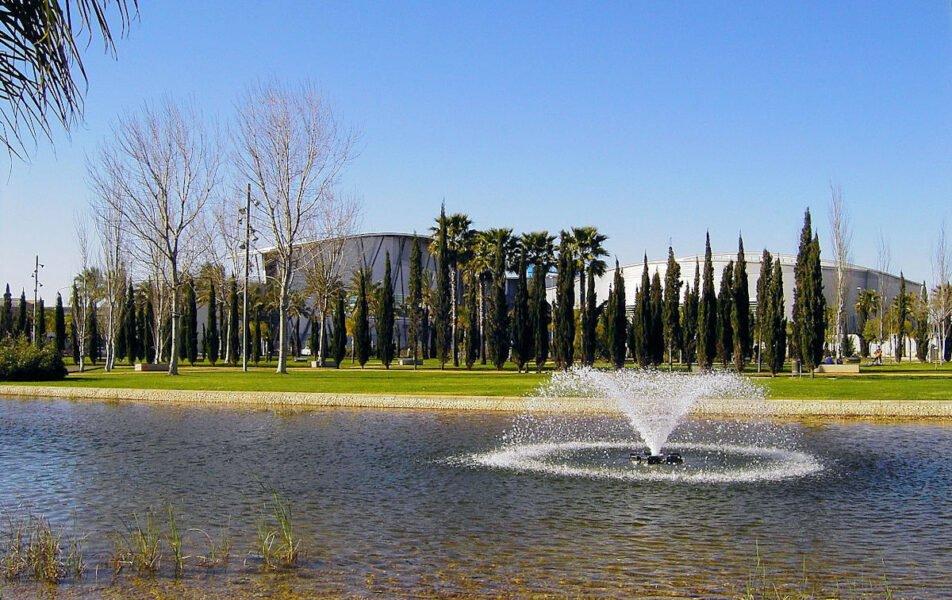 Parque Zafra