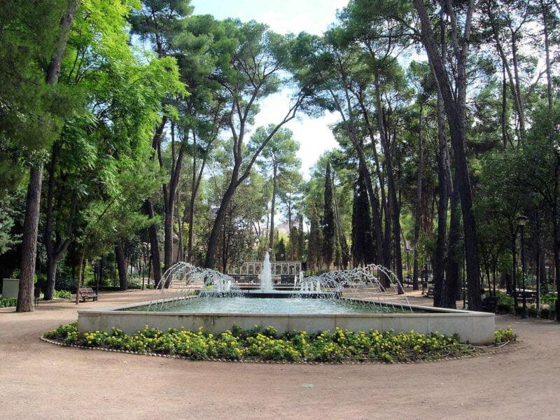 Parque de Abelardo Sánchez de Albacete