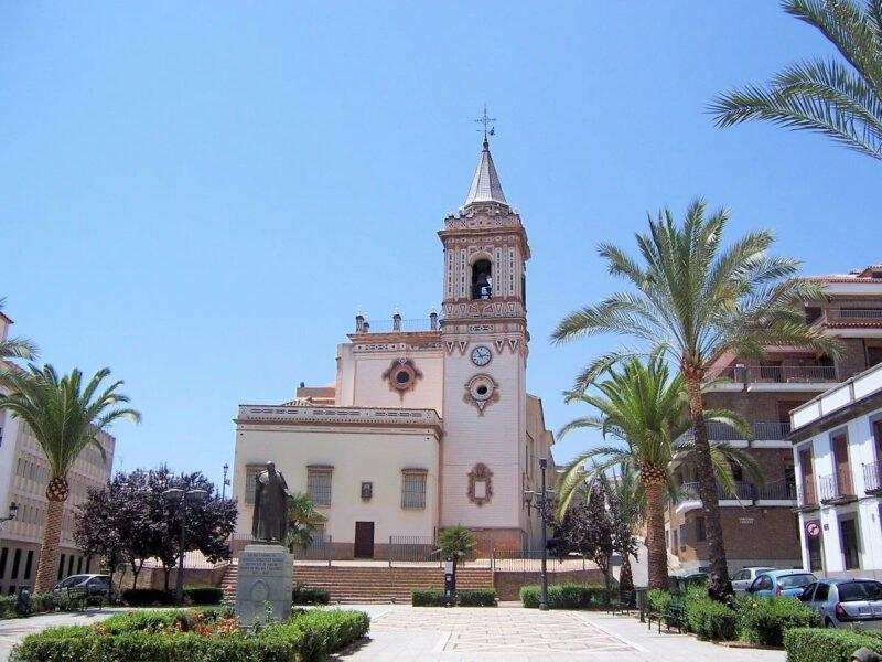 Parroquia Mayor de San Pedro de Huelva