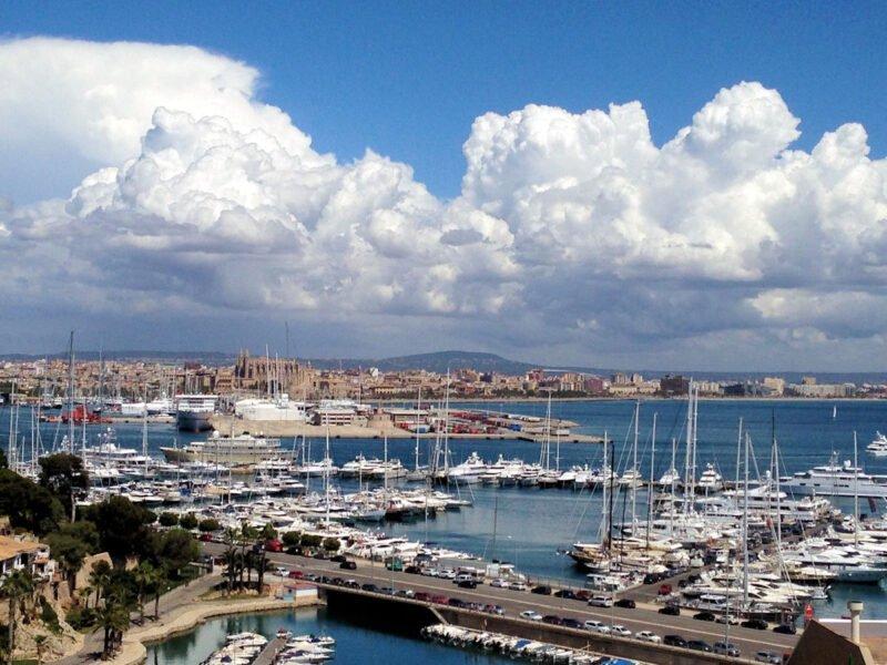 Paseo Marítimo de Palma de Mallorca
