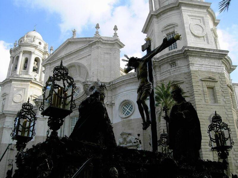 Paso Semana Santa Cadiz