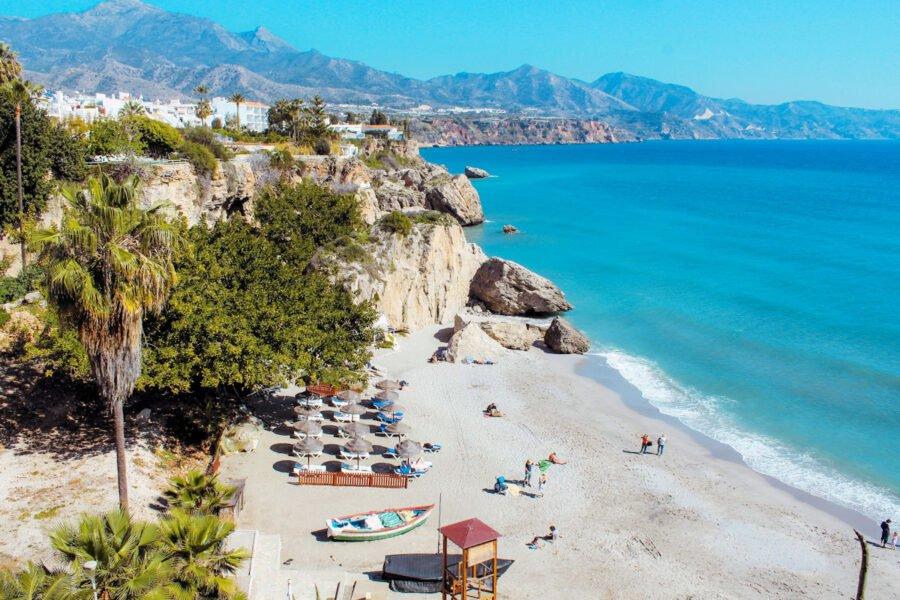 Playa Calahonda en Granada