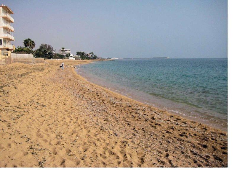 Playa La Caracola Castellón